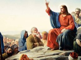 Jesus ensina o Pai Nosso
