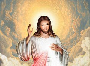oração a jesus misericordioso