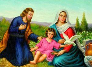 Oração pela família